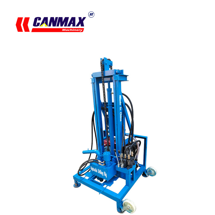 hydraulic well water drilling equipment, bore well drilling machines in pakistan