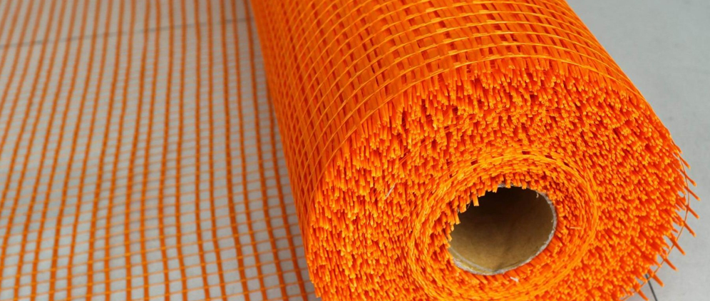 soft quality 1m x 50m roll 100g 5x5 white fiberglass mesh