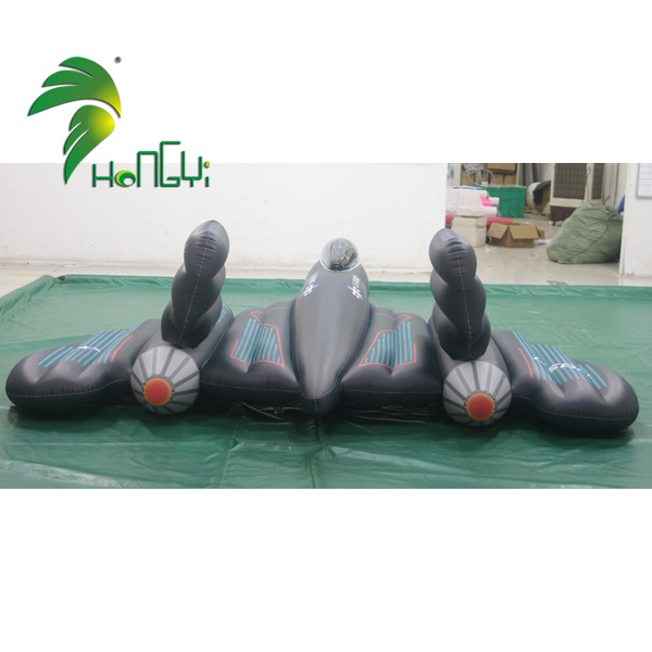 Customized Inflatable Plane Airplane Fighter Toys Balloon