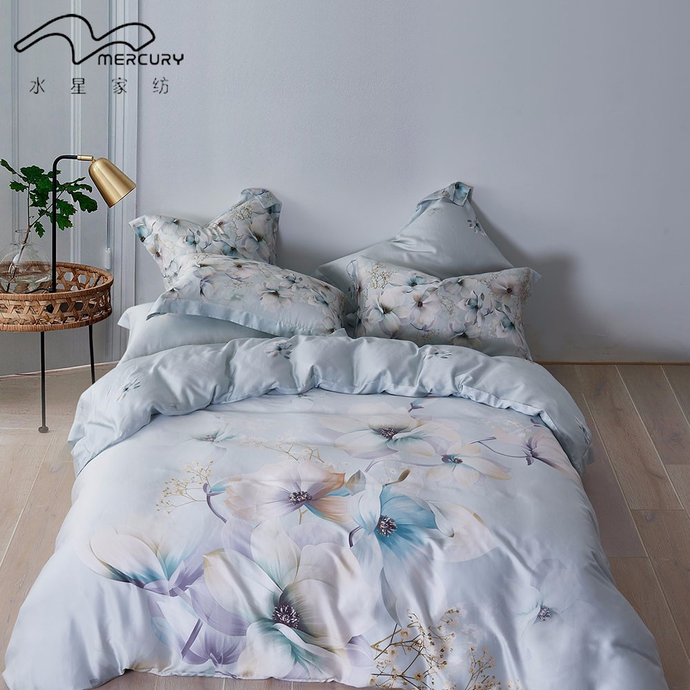 Wholesale baby house twin <strong>size</strong> 3d printing flower bedding <strong>set</strong> <strong>bed</strong> sheet
