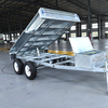 /product-detail/2020-new-8x5-10x5-10x6-galvanized-hydraulic-tipper-horse-trailer-car-trailer-62483455912.html