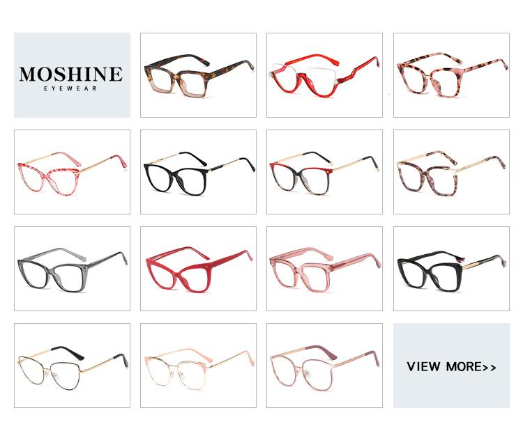 SHINELOT Guangzhou Production Plastic Tr90 Women Trendy Eyewear Frame Optical Glasses  Manufacturer