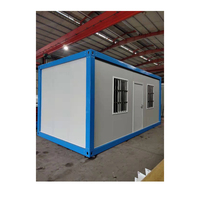 Factory Price Steel Building Kits Godd Quality Fabricated House Container House