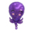 YACHEN custom ocean animal face colorful cartoon helium foil balloon for kids toy