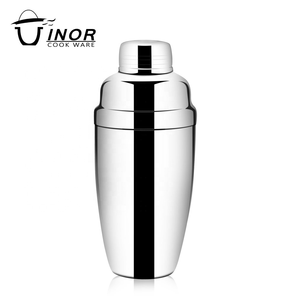 wholesale barware mixing tool customized cocktail shaker with stainless steel