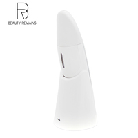 2019 Beauty personal use Rechargeable face exfoliator facial lifting skin scrubber device for home use