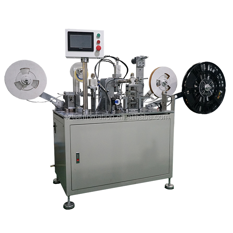स्वचालित मशीन/इलेक्ट्रॉनिक उत्पादों कट टेप पैकेजिंग मशीन