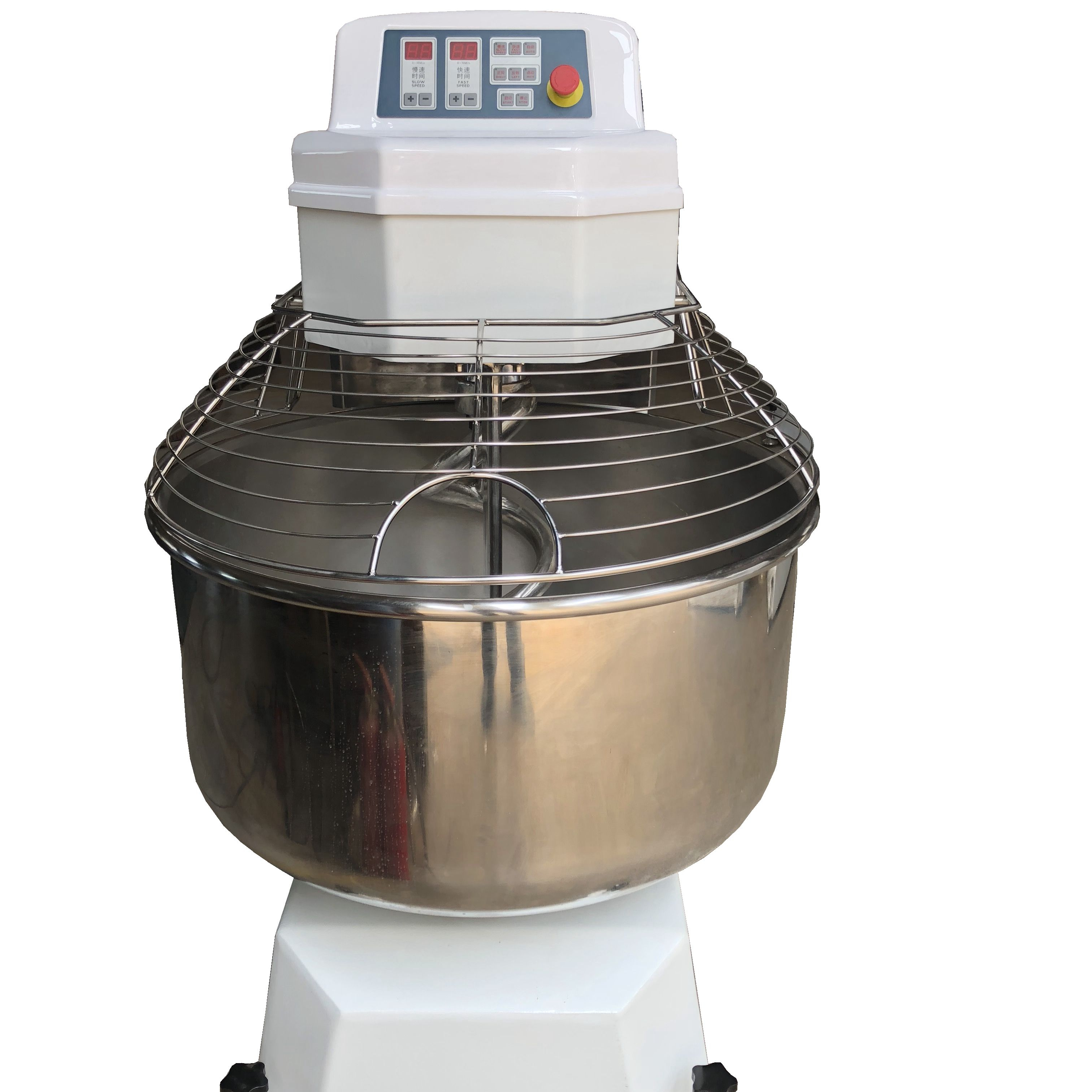 Restaurant Factory Applicable Industries Spiral Mixer with 20kg or 100kg Flour