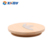 Factory Bamboo Wooden Cover Lid For Candle Jar