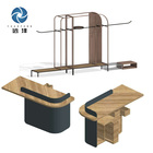 Shops Rack Display Garment Clothing Display Ideas Modern Shop Counter Design Garment Store Display Rack Clothing Store Furniture