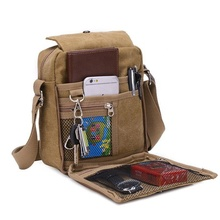 Hohe qualität Fashion Outdoor Casual Multi-funtion mehr farben Reise <span class=keywords><strong>Messenger</strong></span> leinwand <span class=keywords><strong>tasche</strong></span> <span class=keywords><strong>männer</strong></span> schulter