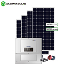 Commercial 50KW Solar System 400V Price Green Solar Energy 50000W Price