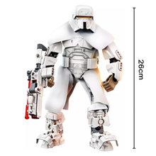 Звездные войны, капитан фасма Obi Wan, общий гривус кило Рен Дарт Вейдер, Боба Фетт, фигурка штурмовика, блоки, игрушки для детей(Китай)