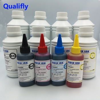 wholesale compatible universal dye water based  ink for CANON ip7240  ciss ink tank printer ink
