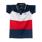 china manufacturer 100 cotton embroidered men plus size polo t shirt knit hombre manga corta polo tshirt for men