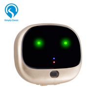 V43 Newest Step Counting Real Time Tracking Cat Dog Pet 4G GPS Tracker