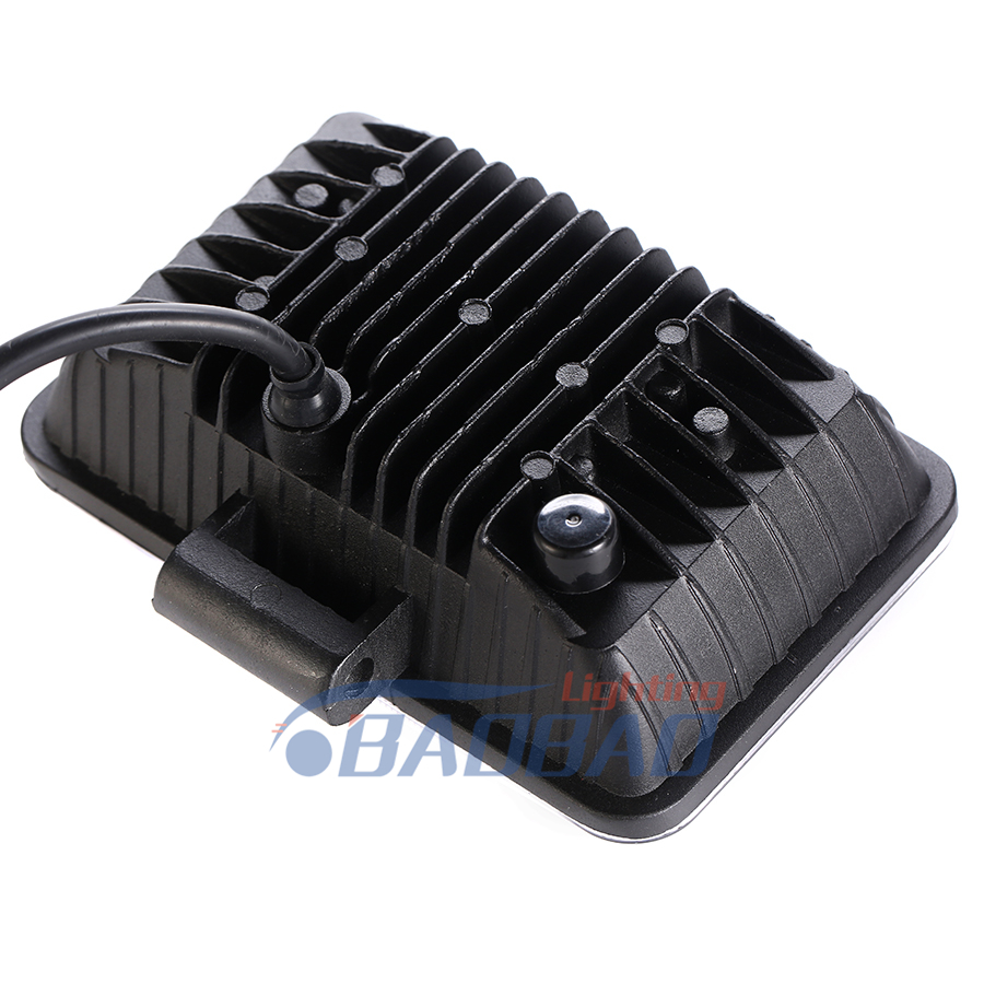 Factory wholesale  led spot light offroad  led work lights car truck 4x4 ATV tractor drl driving fog lamp