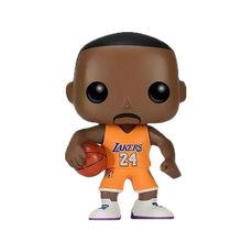 FUNKO POP баскетбольная звезда Черная Мамба Коби #11, фигурка, Коллекционная модель, игрушка для любителей(Китай)