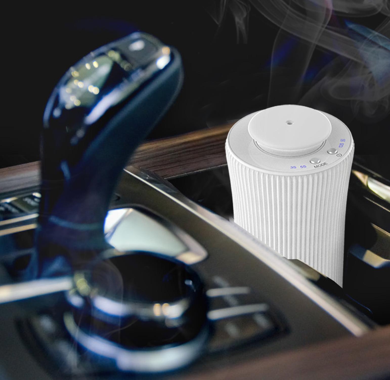أعلى نقية زيت طبيعي هدية سيارة USB ناشر رائحة