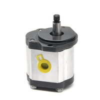 hot sale reliable hydraulic gear pumps single pump for tractors high pressure pump