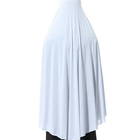 Hot Muslim Arab Muslim Dress Abaya Scarf Hat Head Scarf Long Hijab