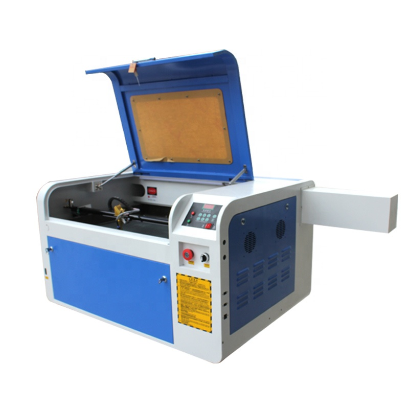 Songli 4060 50W 6040 <strong>laser</strong> 6040 engraving machine carving Cloth leather wool acrylic plexiglass