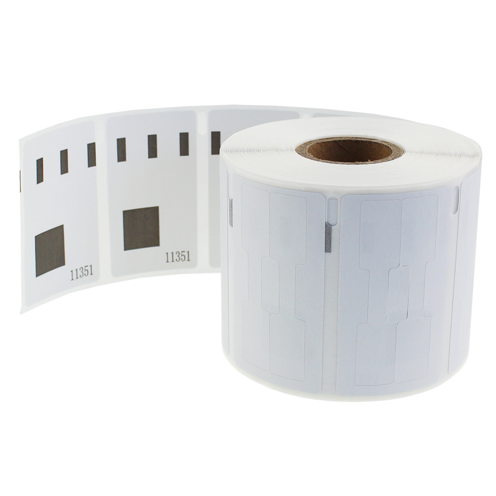 Aimo फैक्टरी मूल्य मरने काटने थर्मल कागज काटने के लिए संगत दायमो LabelWriter 54mmX11mm X 11351 आभूषण लेबल