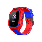 Waterproof Mobile Watch Phones SOS Touch Screen Kids Cartoon Watch For School Children