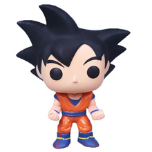 Drop Verzending Action Figure Anime <span class=keywords><strong>Dragon</strong></span> <span class=keywords><strong>Ball</strong></span> Speelgoed Son Goku Super Speelgoed Model Pop Collectie Speelgoed Voor Kinderen Verjaardagscadeautjes