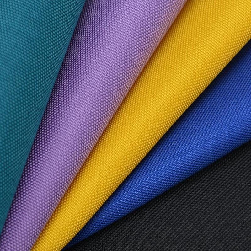 100% nylon material pu coated waterproof 1000d cordura fabric