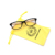 Fashion soft colored sunglasses microfiber drawstring pouch protector bag