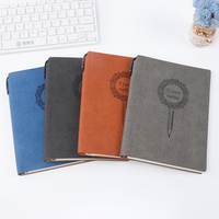 Custom Fashionable Cheap Diary Journal Design Your Own PU Leather Notebook