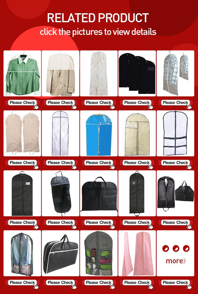 Reusable Washable Water-proof Eco Custom Wholesale Mini Small Nylon Children Garment Bags For Kids