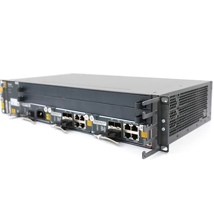 Original Fiberhome Optical Line Terminal  gpon epon 10g AN5516-04 OLT with AC power