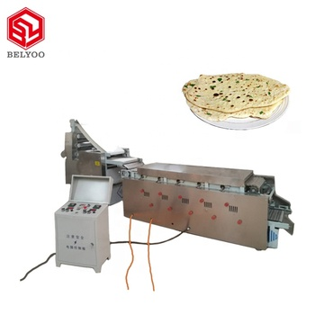 Tunnel gas electric bread oven roti baking machine roti tandoori oven for sale