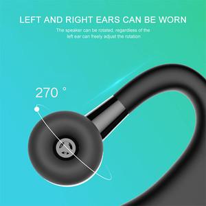 V9 Fashion Ear Hook TWS 5.0 Waterproof Sport Music Earbud Painless Business affairs Wireless Headset Bluetooth Headphone