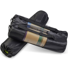Facile à Transporter Sac Maille Surface Tapis de Yoga Maille Sac <span class=keywords><strong>sport</strong></span> sac de <span class=keywords><strong>sport</strong></span>
