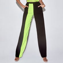 Hot selling fashion black and green <strong>women</strong> <strong>women's</strong> casual jogger <strong>pants</strong> <strong>trousers</strong>