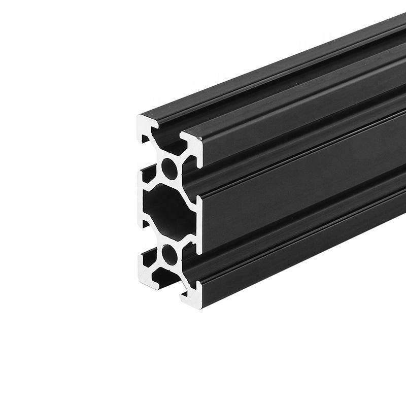 Shengxin Aluminum 3060 Aluminum Profile Led For Heat Exchangers Extrude Rail T Track