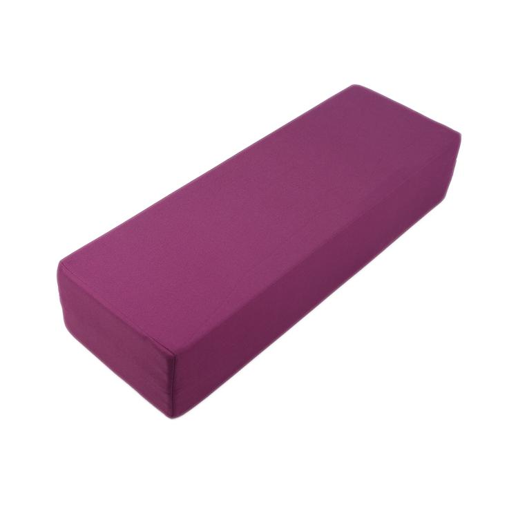 Оптовая продажа моющиеся органические круглые прямоугольные подушки гречихи хлопок внутри посредничества Йога подушку