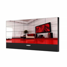 Ultra smalle <span class=keywords><strong>bezel</strong></span> 46 inch lcd video muur, grote outdoor lcd display reclame schermen
