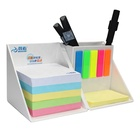 New Arrivals Memo Pad And Pen Set Box Computer Sticky Notes
