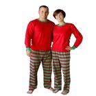 High Quality Family Matching Clothing matching christmas pajamas for family