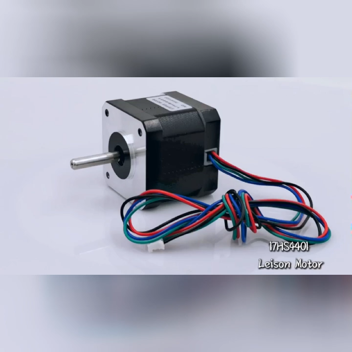 2 fase di 1.8 gradi ibrido bipolare nema 17 stepper motor per 3d stampante e macchina per incidere