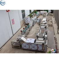 Production Line for Processing Customized Potato Chips and Fries Deep Processing Production Line for Potato Chips