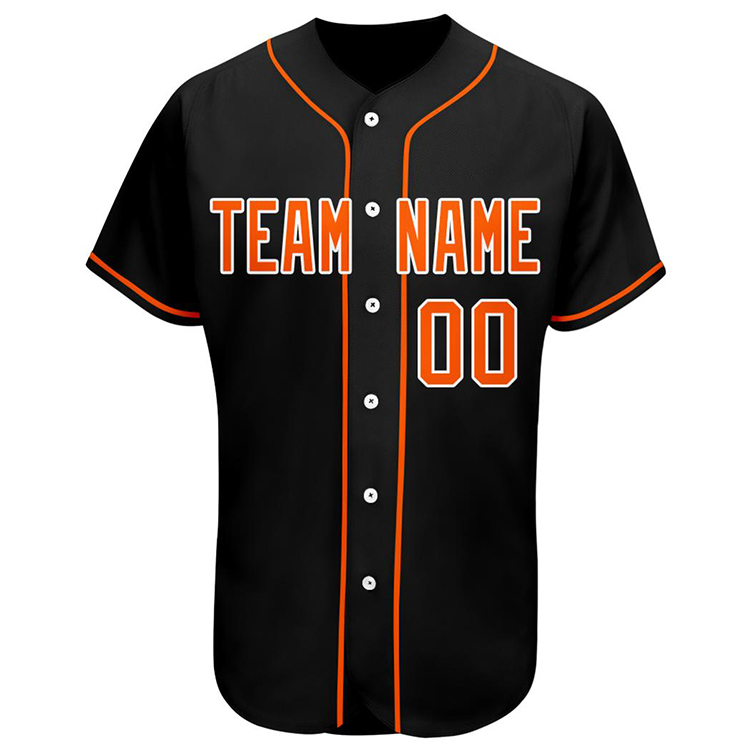 OEM Quick Dry Custom Make Baseball Jersey Embroidery Fashionable Softball Wears