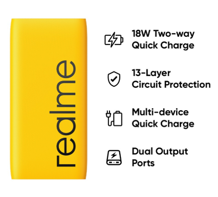Realme Power bank 2i 10000mAH