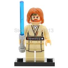 Фигурка Zander Baba Mon Mothma Obi Wan Kenobi Anakin Leia Clone Trooper Cunner строительные блоки игрушки X0144 Legoing(Китай)