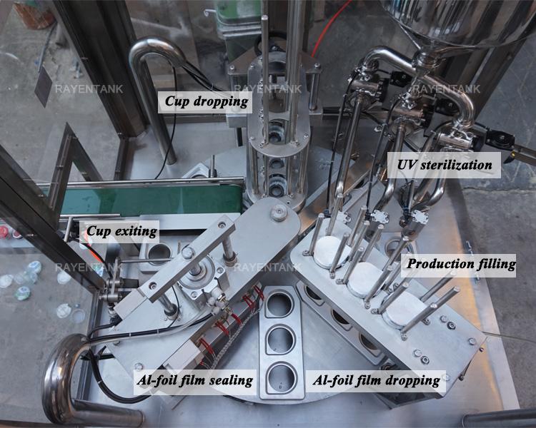 Vendita della fabbrica Direttamente In Acciaio Inox La Nuova Tecnologia Nespresso Capsule di Caffè Macchina di Rifornimento
