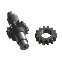 Customized 20Crmo CNC Machining ATV Spare Parts Dirt Bike High Precision Fixed Spur Transmission Gears